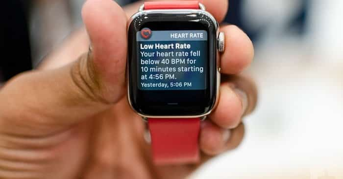 The Apple Watch App to Monitor Depression