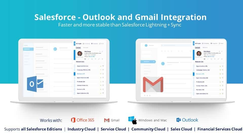 Gmail Outlook sync