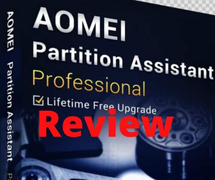 AOMEI Partition Assistant 8.6 Review in Candid Mind