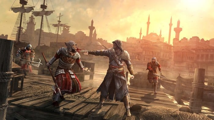 Google Stadia Game Assassin's Creed Revelation