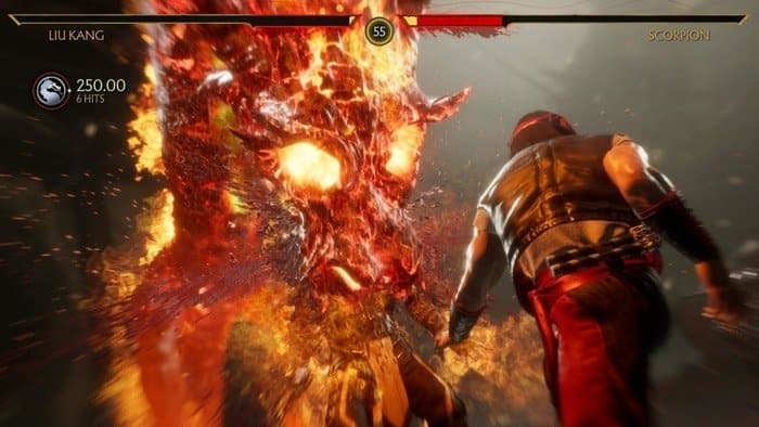 Google Stadia Game Mortal Kombat 11