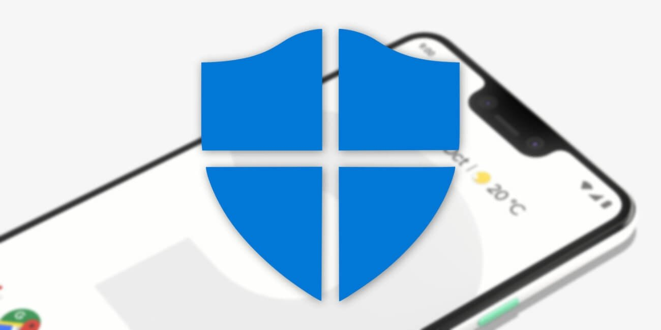 Microsoft Antivirus Software for iOS and Android