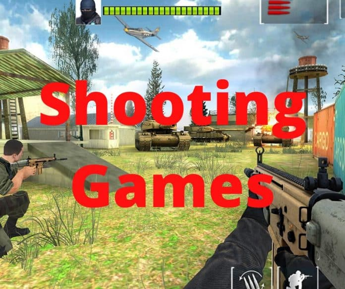 Shooting Games Best 50 For Action Lovers in 2020