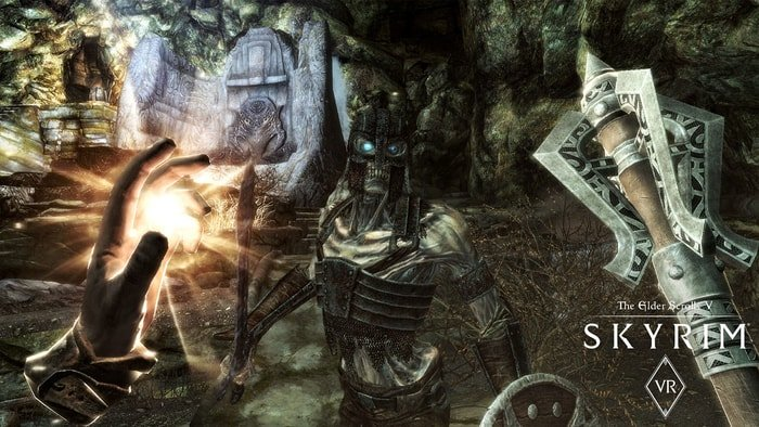 The Elder Scrolls 5- Skyrim