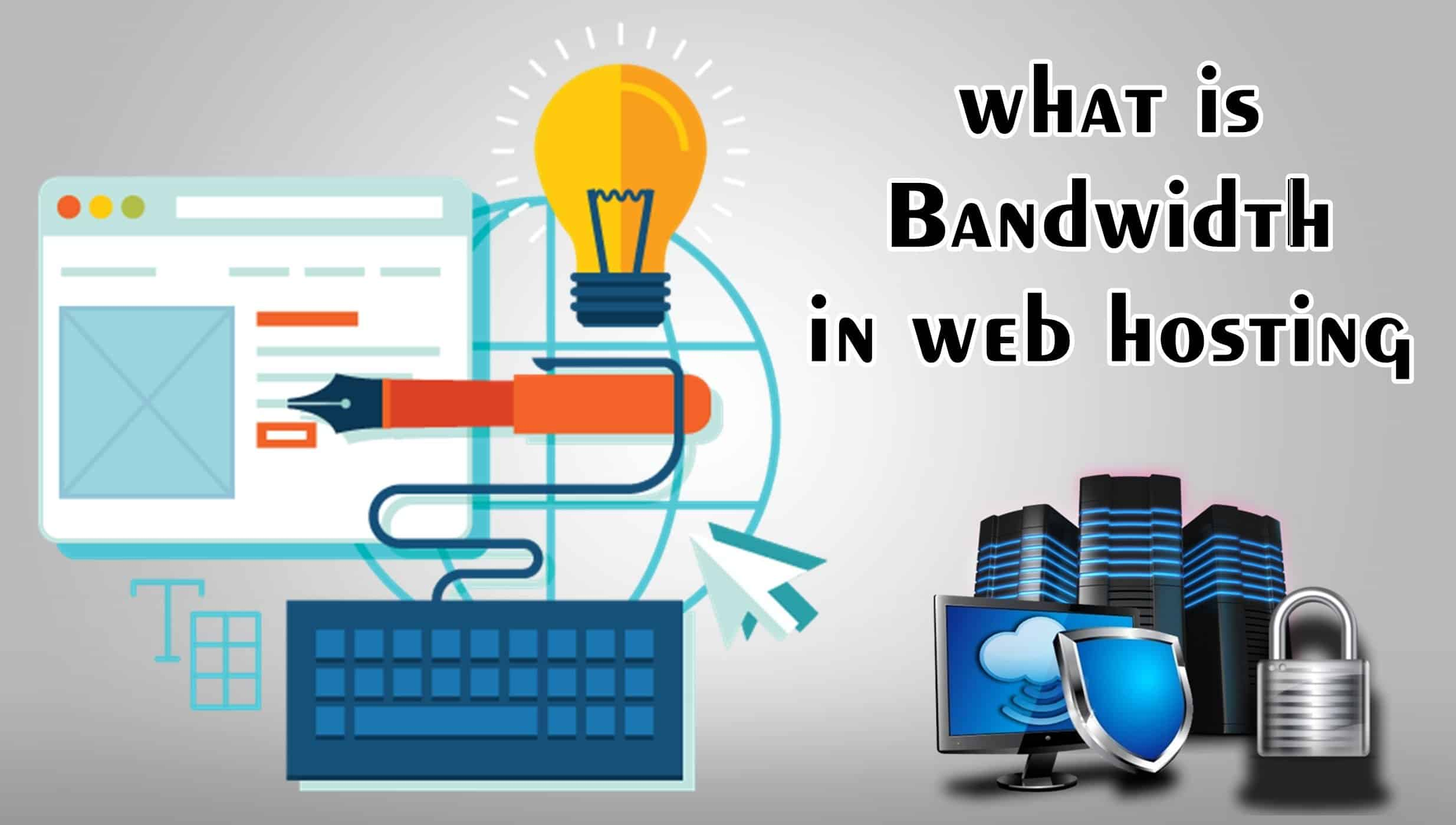 What is Hosting Bandwidth