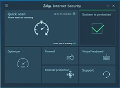 Zillya! LiveCD as Best Free Bootable Antivirus Disk For 2020 to Clean Your PC