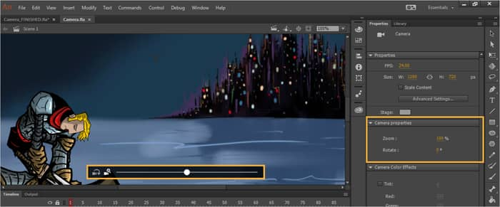 Adobe Animate CC (Paid)