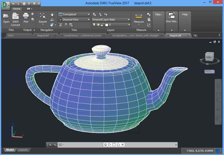 Autodesk Viewer