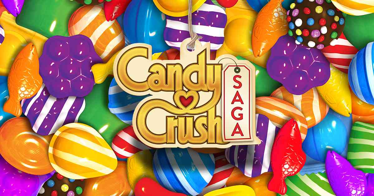 Candy Crush Saga Puzzle Games Online
