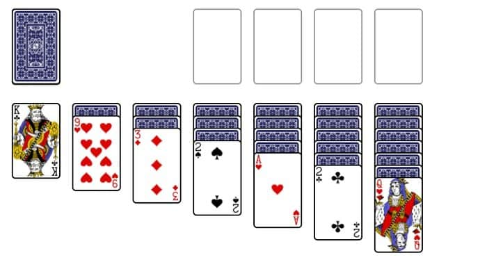 Free Online Solitaire