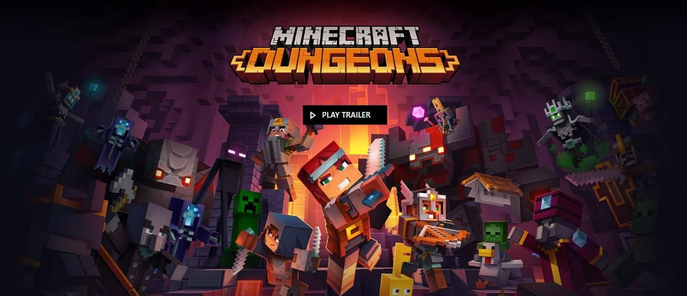 Minecraft Dungeons Release: The Insight and Facts of 2020