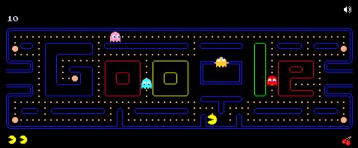 Pac-Man Secret Game