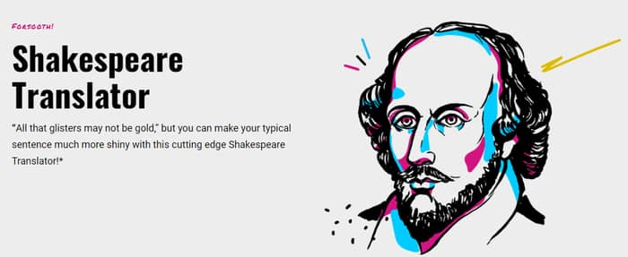 Shmoop Shakespeare Translator Online
