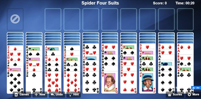 Spider Four Suites