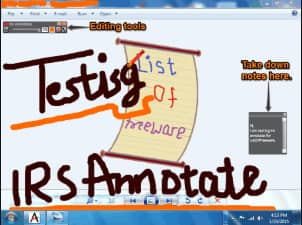 irs Annotate ( Free)