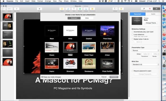 Keynote PowerPoint Alternatives
