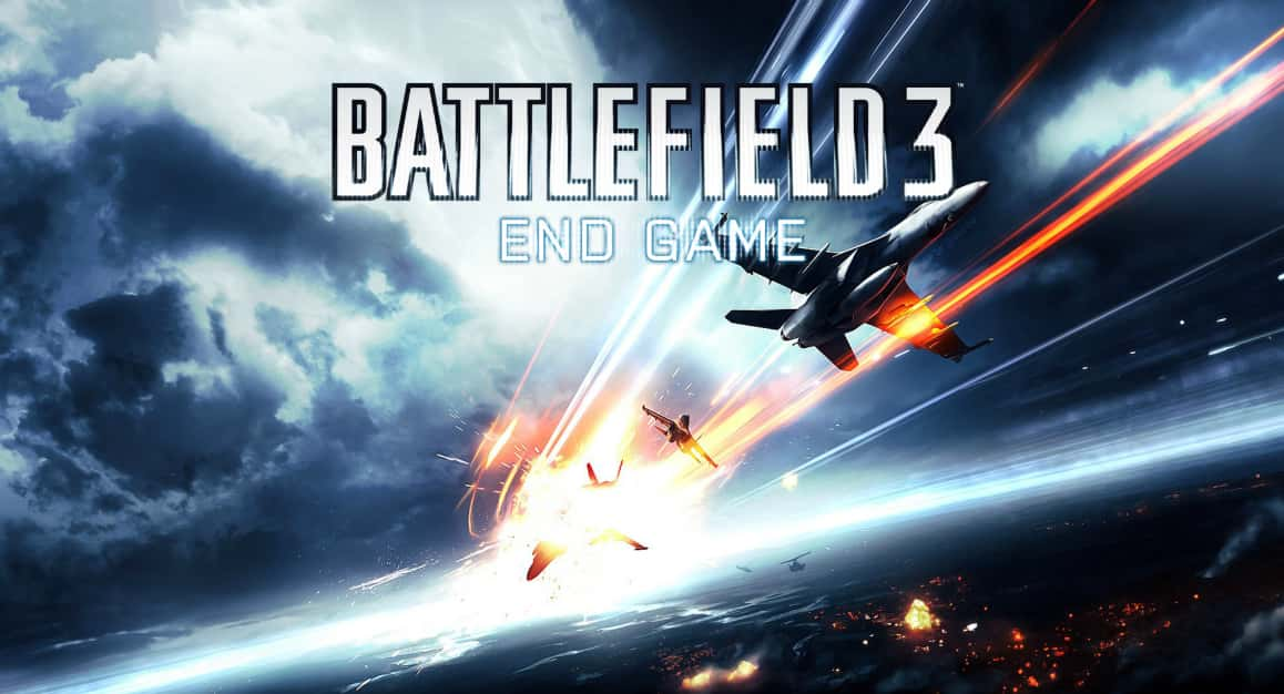 Battlefield 3 Game(2011)-the Best Battlefield Game for PC