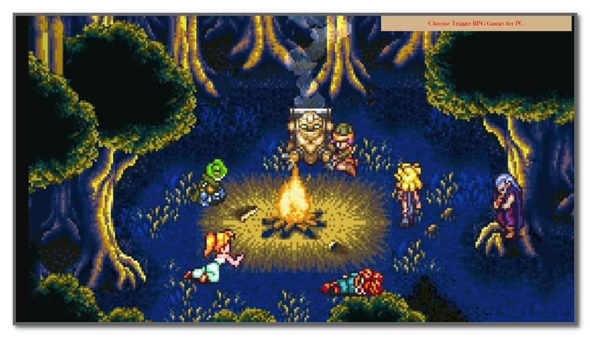 Chrono Trigger RPG Games for PC