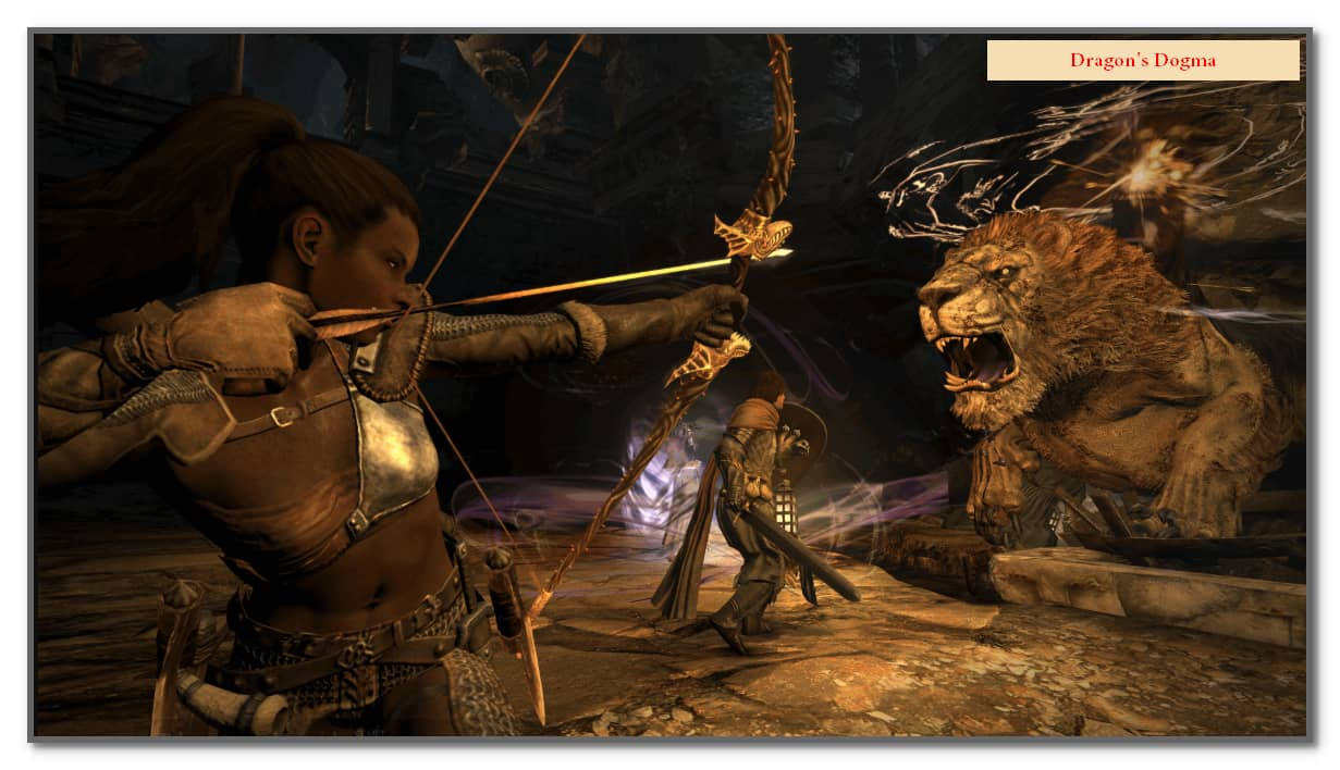 Dragon's Dogma RPG Games for PC