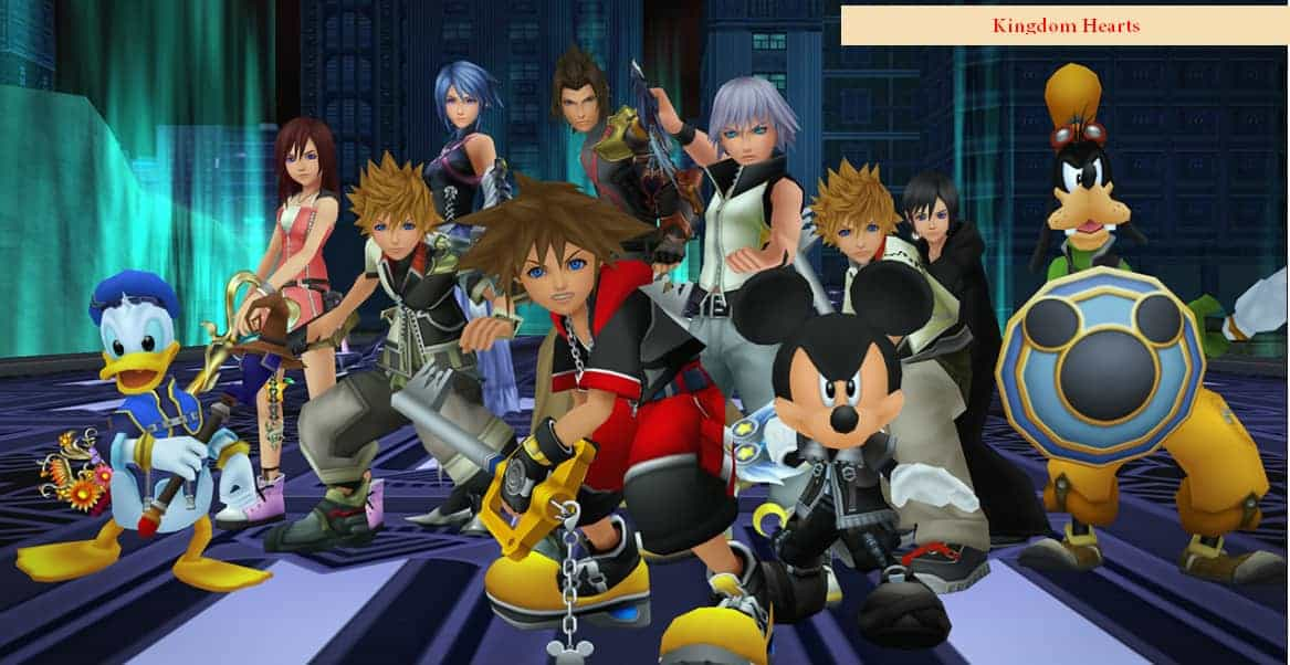 Kingdom Hearts RPG Games for PC