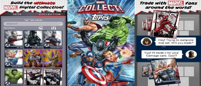 Marvel Collect Spiderman Games for Android
