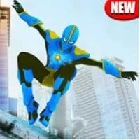 Spiderman Games for Android-Superhero Spider Far from Home Run