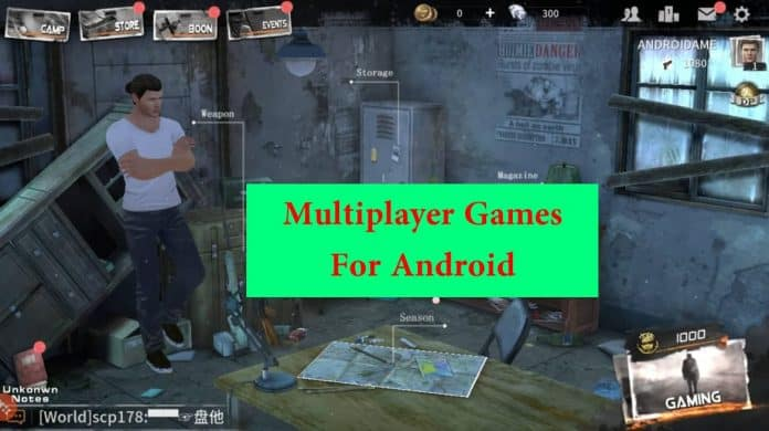 Best Online Multiplayer Games for Android