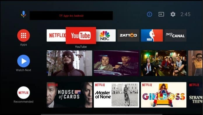 Best TV Apps for Android
