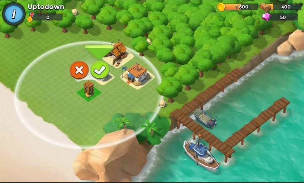 Boom Beach-Best Strategy Games for Android Users
