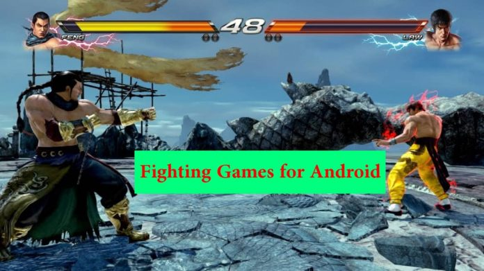 Fighting Games for Android