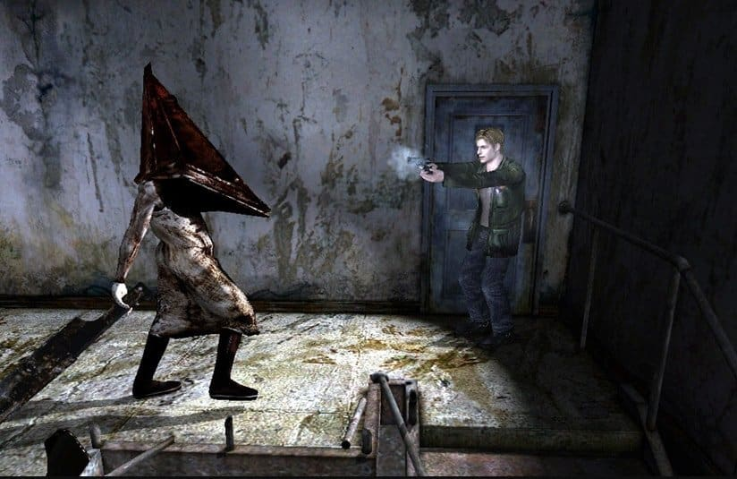 PC Games Silent Hill 2