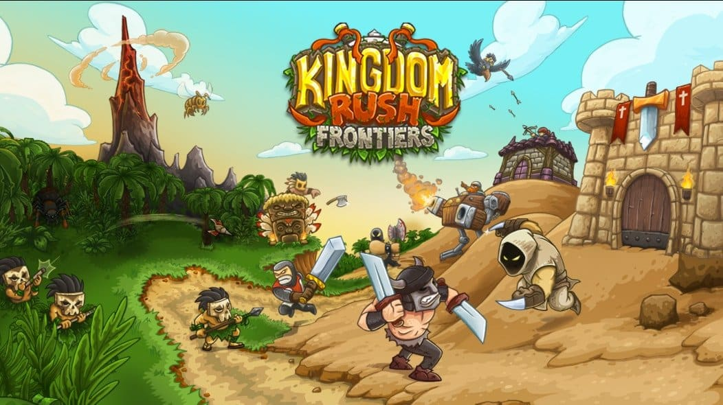 Kingdom Rush-Best Strategy Games for Android Users