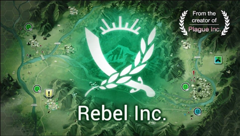 Rebel Inc-Best Strategy Games for Android