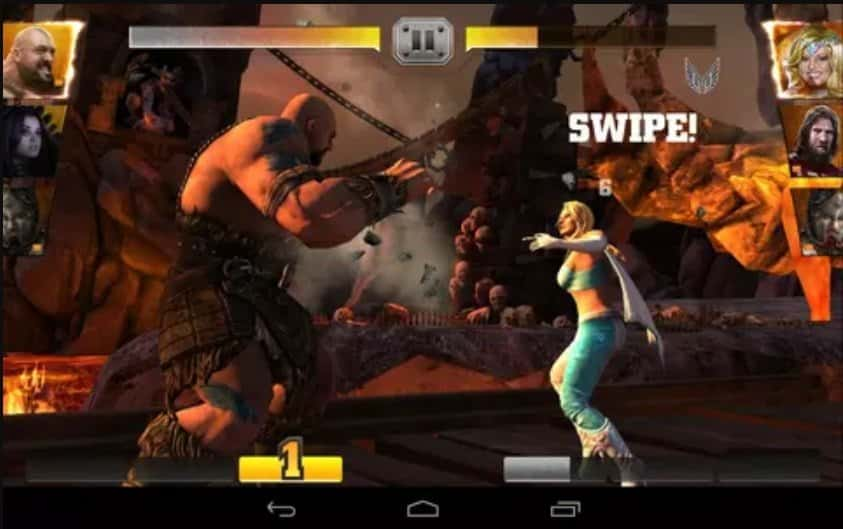 Best Fighting Games for Android for Smart Gamers