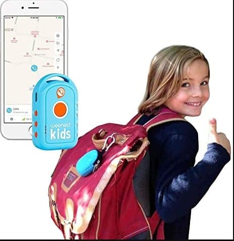 Weenect Kids' GPS Child Tracker