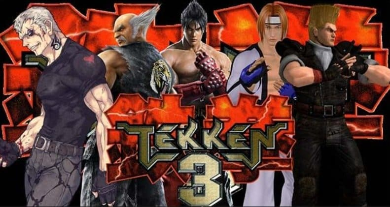 Best ROM Games Tekken 3