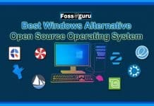 Best Windows Alternative As Open Source OS