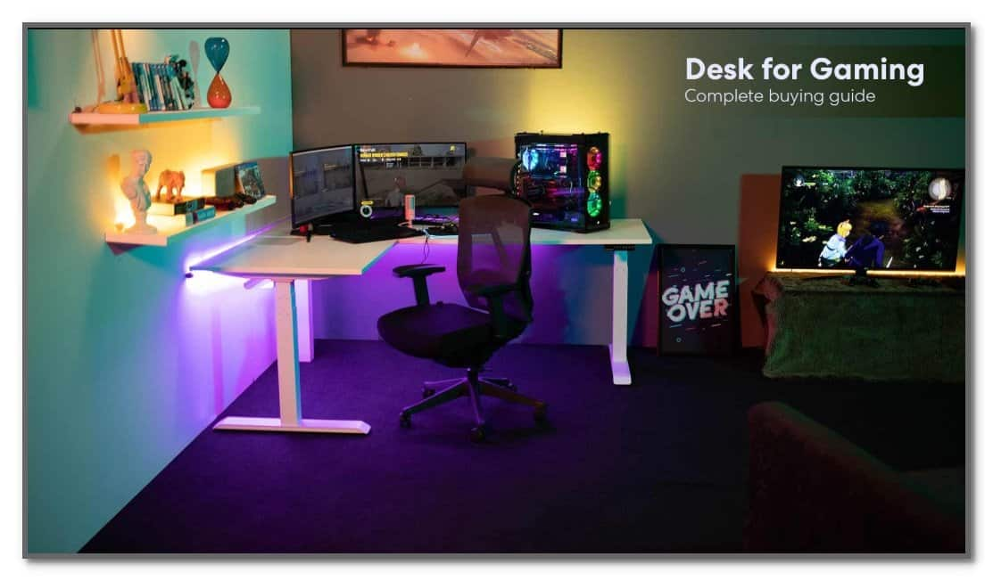 Consideration Before Buying a Gaming Desk
