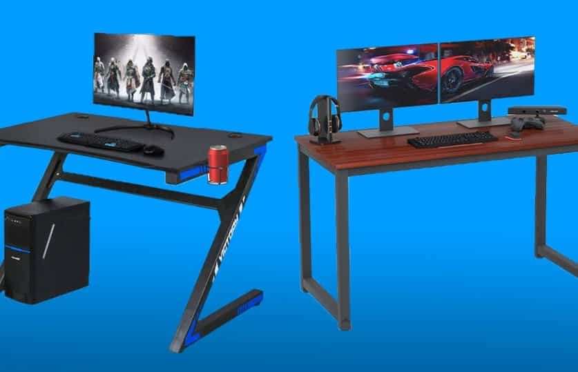 Gaming Desk Weight Capacity