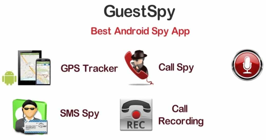 GuestSpy to intercept text messages without target phone