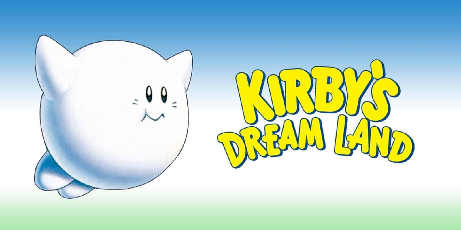 Kirby's Dream Land- Best Free ROM Games That Are Safe And Trustworthy
