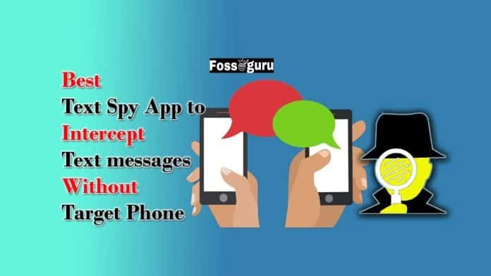 Text Tracker online to intercept text messages without target phone