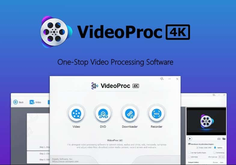 VideoProc-The Best YouTube to Wav Converter For Online And PC