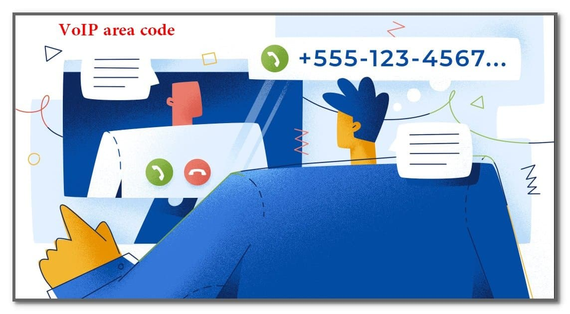 VoIP area code numbers