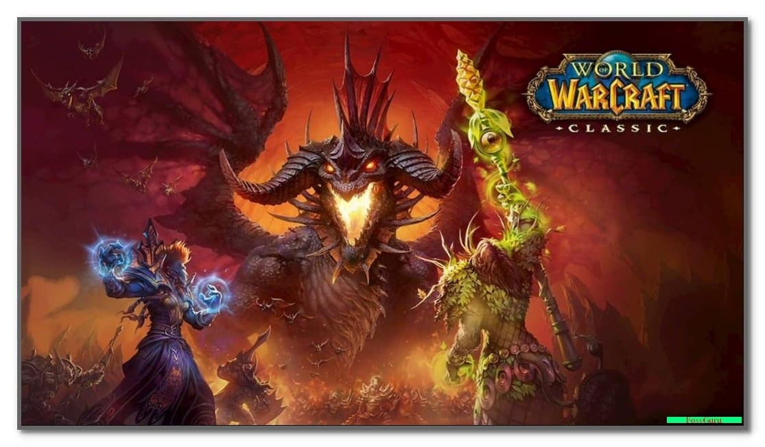 World of Warcraft-free to play MMORPG Games for PC