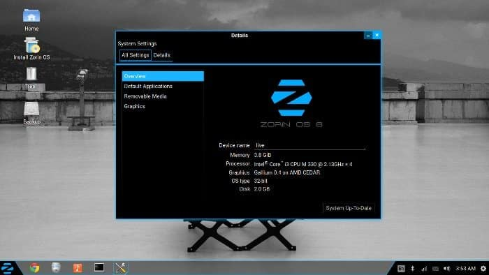 Best Windows Alternative Zorin OS