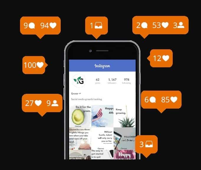 Get Free Instagram followers With Growr