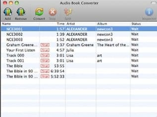 Macsome Audiobook Converter (Mac & Windows)