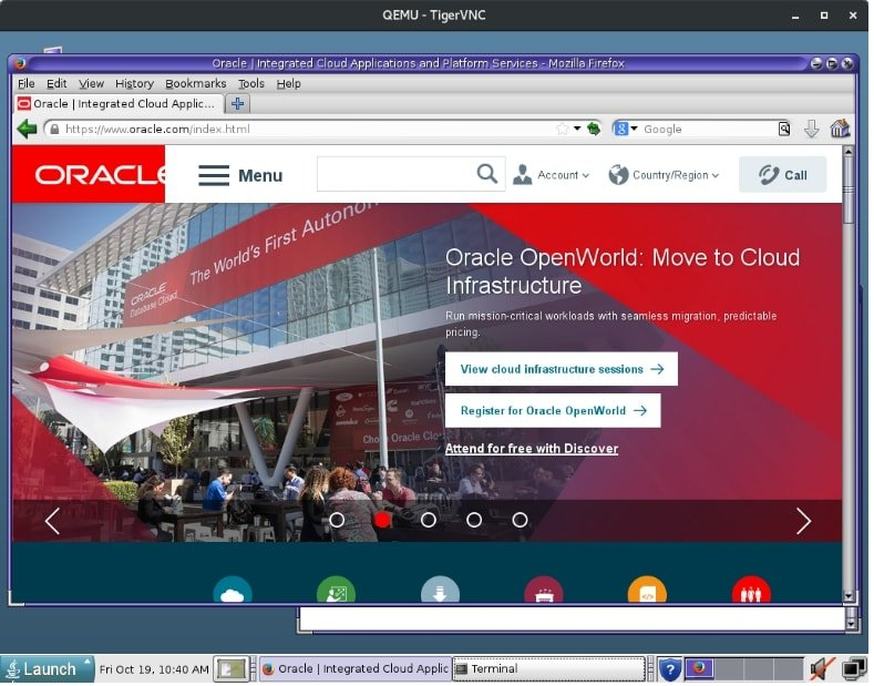 Open Source OS ORACLE® Solaris