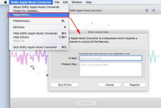 Sidify Apple Music Converter to Convert AAX to MP3 Windows